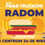 🚀 Zlot Food Trucków w Radomiu!